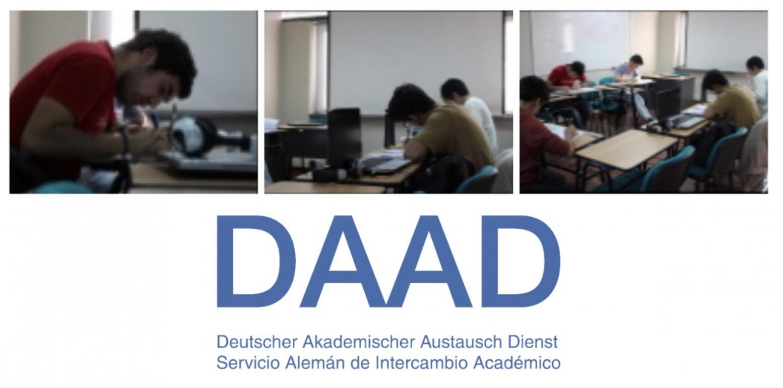 Estudiantes UFRO rinden exámen para adjudicarse beca a Alemania
