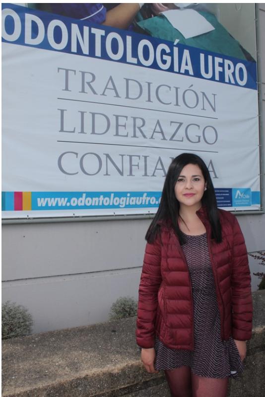 Estudiante de la Universidad de Guadalajara cursa un semestre en la carrera de Odontología
