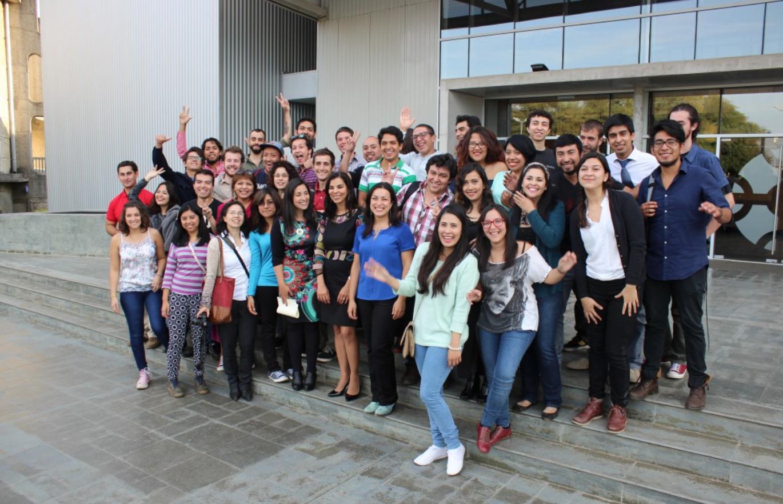Estudiantes extranjeros en Temuco se reunieron en la UFRO