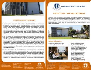 FACULTADES-LAW