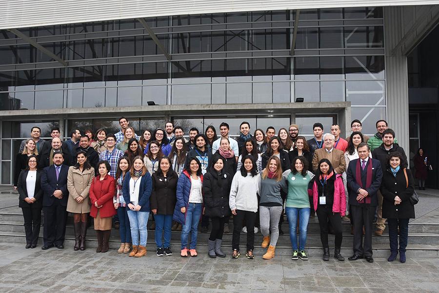 Estudiantes de distintos países del mundo se incorporan a la UFRO este segundo semestre
