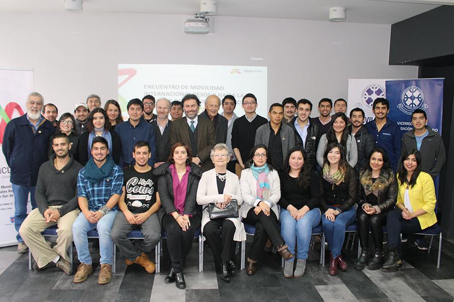 Facultad de Ingeniería y Ciencias promueve la movilidad internacional